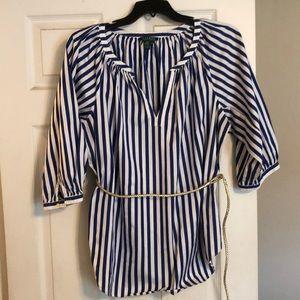 Ralph Lauren Striped Tunic